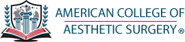 American College of Aesthetic Surgery (ACAS) Logo
